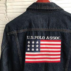 U.S. Polo Jean Jacket 2X